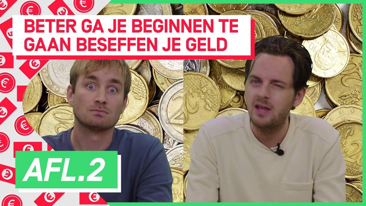Wie maakt ons geld? | BETER GA JE BEGINNEN TE GAAN BESEFFEN JE GELD #2 | NPO 3