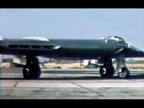 Flying Wings - John K. Northrop's Final Interview - 1979