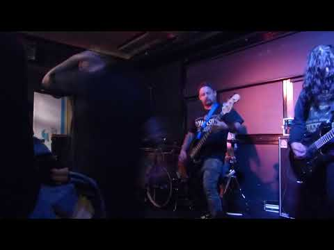 Fatalist - live @ Hamilton Station Hotel, 9 August 2018