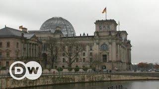 Русскоязычные политики идут в немецкий бундестаг   ток шоу  Квадрига