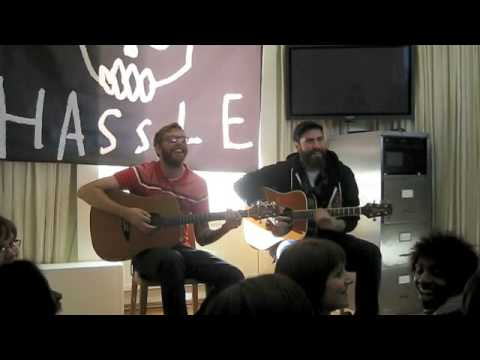 Kerrang! Exclusive: Four Year Strong acoustic Part One
