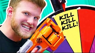 NERF Roulette! [Ep 7]