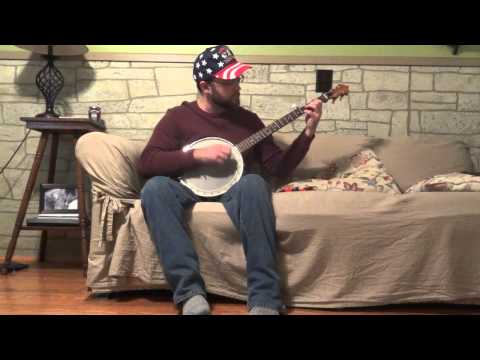 Rudolph - Christmas Banjo