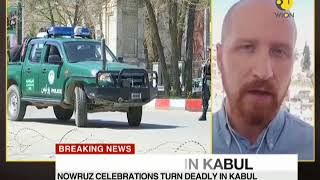 Breaking News: 25 killed in Suicide attack in Kabul; Nowruz celebrations turn deadly