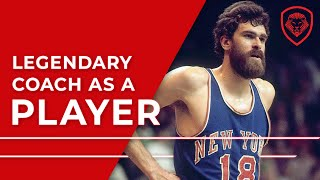 How was Phil Jackson as an NBA player