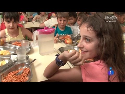 Comando Actualidad '¿Qué hay de menú?. Menú escolar