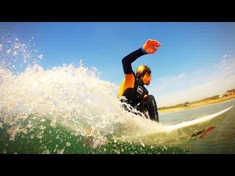 14-Yr-Old Surfing Prodigy: Kanoa Igarashi