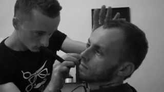 Creative haircuts for men (master by TK)