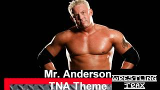 Mr. Anderson (Mr. Kennedy) TNA 2010 Theme Music