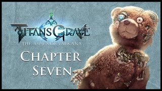 Danger at Reed Manor | Chapter 7 | TITANSGRAVE