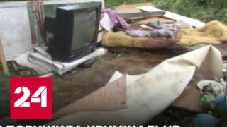 Напавшие на лагерь цыган во Львове признали себя членами экстремистской группировки - Россия 24
