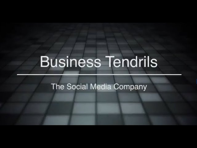 Business Tendrils Short Video