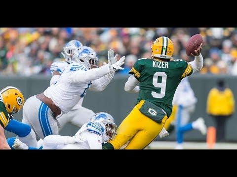 Joe Philbin on Packers QB DeShone Kizer: It was a tough day