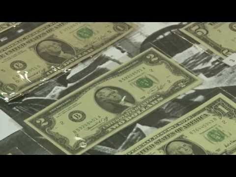 CoinWeek: Why People Collect $2 Bills. VIDEO: 3:24.