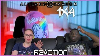 "ALTERED CARBON Season 1 Episode 4 ""Force of Evil"" (1X4) REACTION (Full & Early Reactions on Patreon)"