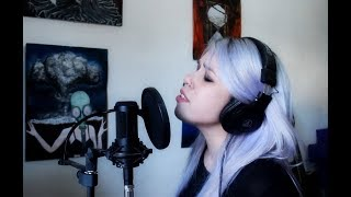 1 girl 50 voices (pop, R&B, trip hop, soul, russian, japanese, etc) part 2/2