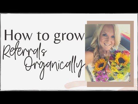 Rachel Adams shares How to grow your referral business organically: Playing in your Passion Place