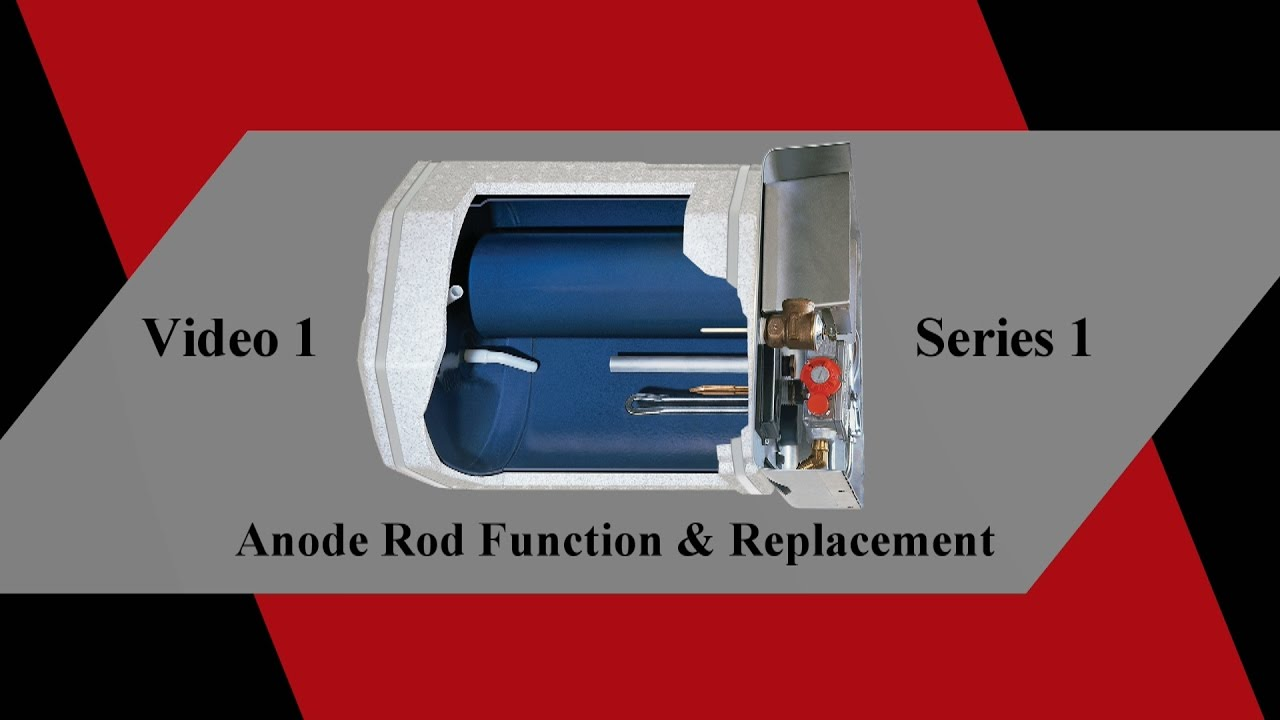 hight resolution of rv water heater anode rod function replacement suburban rv water heater series 1 video 1