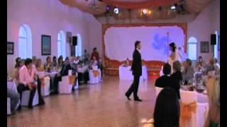 Свадебный танец. Постановка. Медленный вальс.