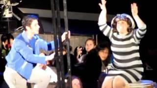 Hairspray Cast - Without Love [Nick Jonas/Marissa Jaret Winokur & Corbin Bleu/Diana Degarmo Kiss]