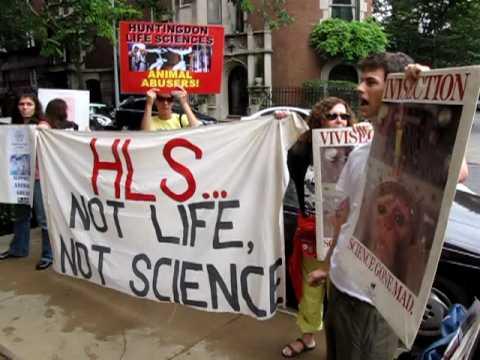 Huntingdon Life Sciences Jeremy Levin Home Demo 6-21-09