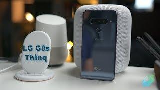 LG G8s Thinq Recenzja - najlepsze LG, ale czy najlepszy smartfon? | Robert Nawrowski