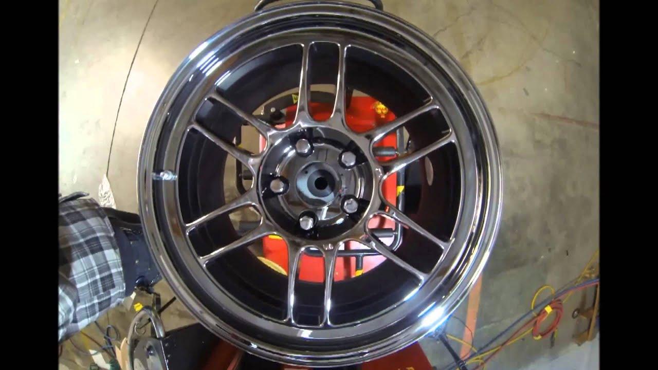 Rims And Tires Canada >> Enkei RPF1 SBC - YouTube