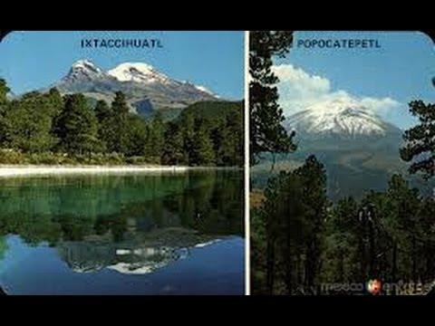 Rutas por Mexico (Parque Nacional Iztaccíhuatl Popocatépetl) / Mexico Routes [IGEO.TV]