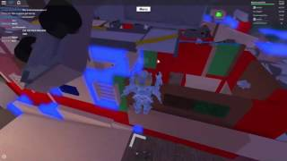 Roblox: Lumber Tycoon 2: Treefetti can flip a Val's Hauler