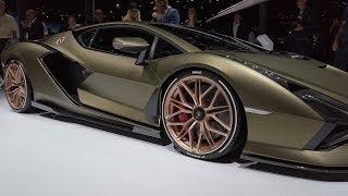 Lamborghini 1 milliárd forintért?! Itt a Sián!