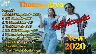 Lagu Terbaru Thomas Arya feat Elsa Pitaloka - Full Acoustic