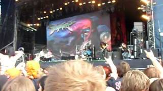 Dragon Force, Through the Fire and the Flames, Download 2009!