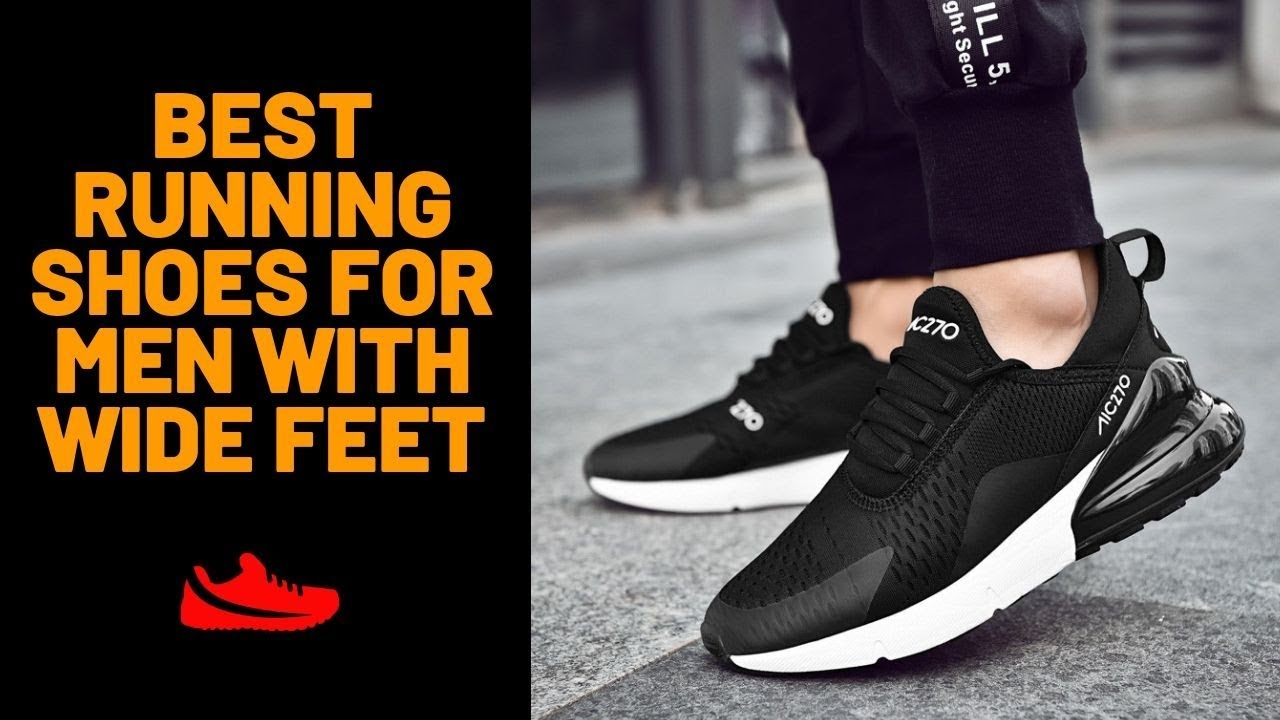 low priced 2f34c f8d81 Best Running Shoes for Men with Wide Feet | Best Training Shoes for Wide  Feet
