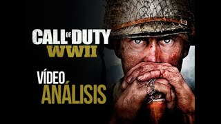 Análisis: Call of Duty WWII