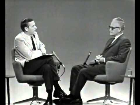 Firing Line - William F. Buckley, Jr & Barry Goldwater (1966)