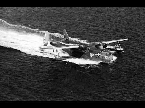 FLIGHT 19 - PBM Mariner disappears too!
