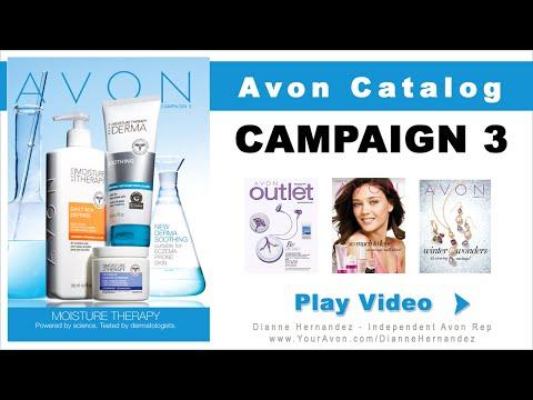 Avon Catalog Campaign 3 2015