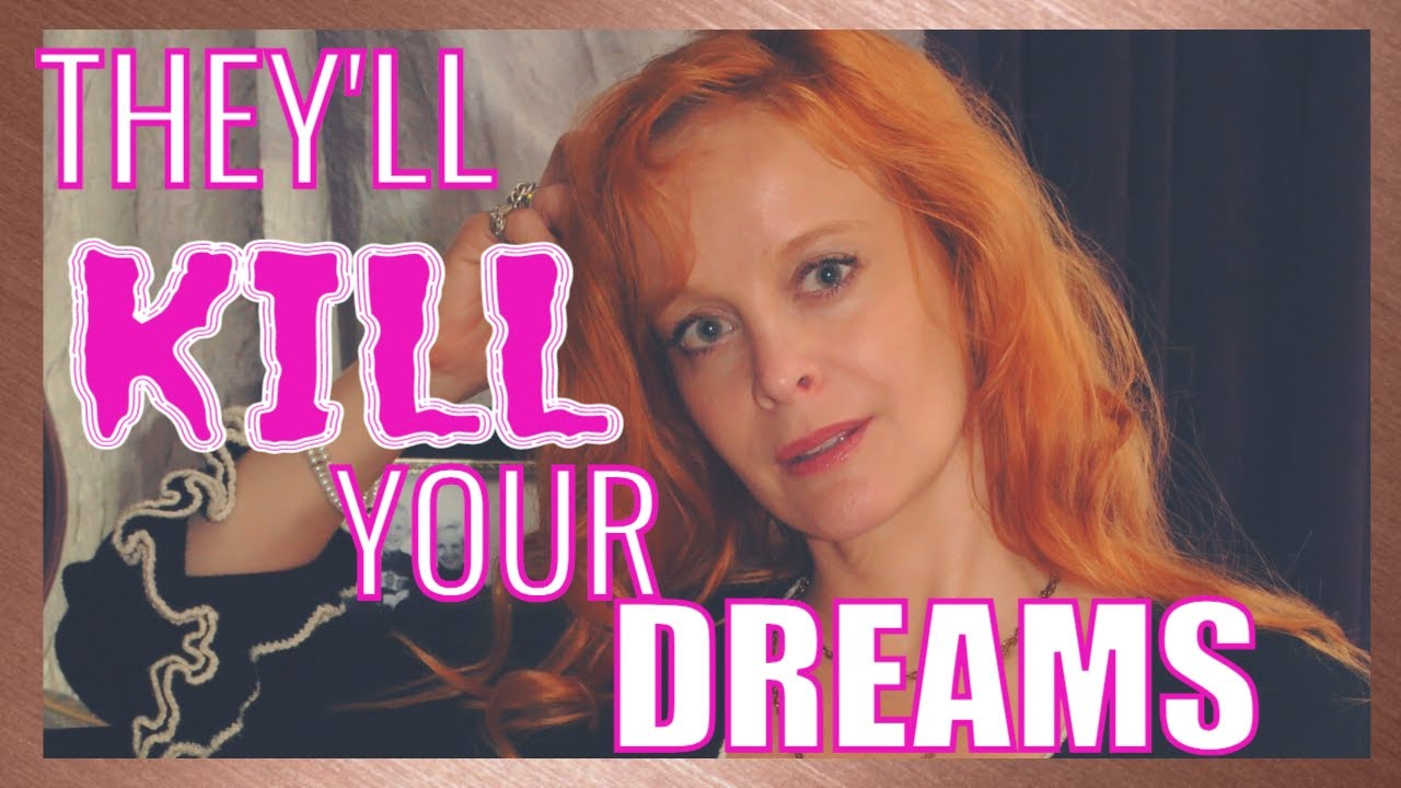 Narcissistic Parents Will Kill Your Dreams - story time