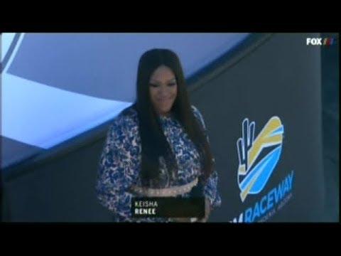 The Star Spangled Banner Keisha Renee 03-11-18