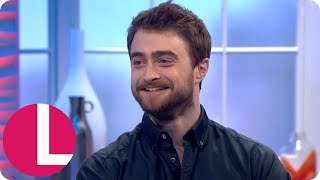 Daniel Radcliffe Really Suffered for 'Jungle' Even Though No One Asked Him To!   Lorraine streaming