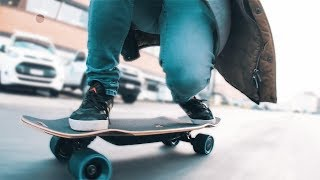 Finally a REAL electric Skateboard - Elwing Nimbus