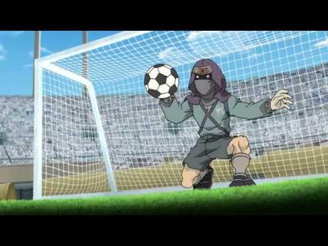 Inazuma Eleven: Episode 16 - Break Through! Ninja Soccer!!
