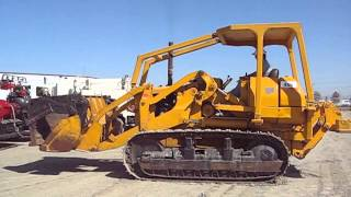 Komatsu D55s-3 Crawler Loader