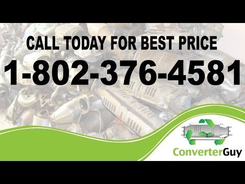 Catalytic Converter Scrap Prices