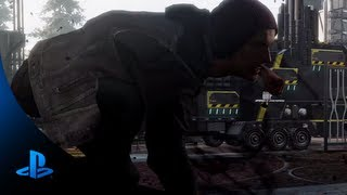 inFAMOUS Second Son - Official E3 Gameplay Video thumbnail
