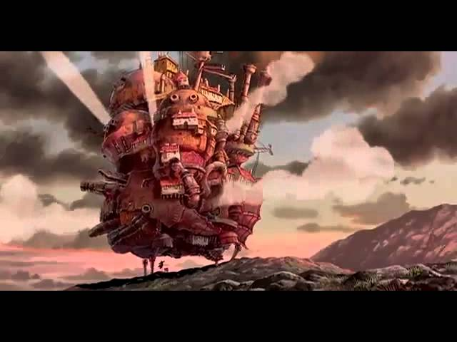 """""""Howl's Moving Castle"""" Trailer (English version  2005)"""