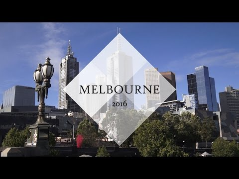 The Most Livable City In The World | Melbourne 2016