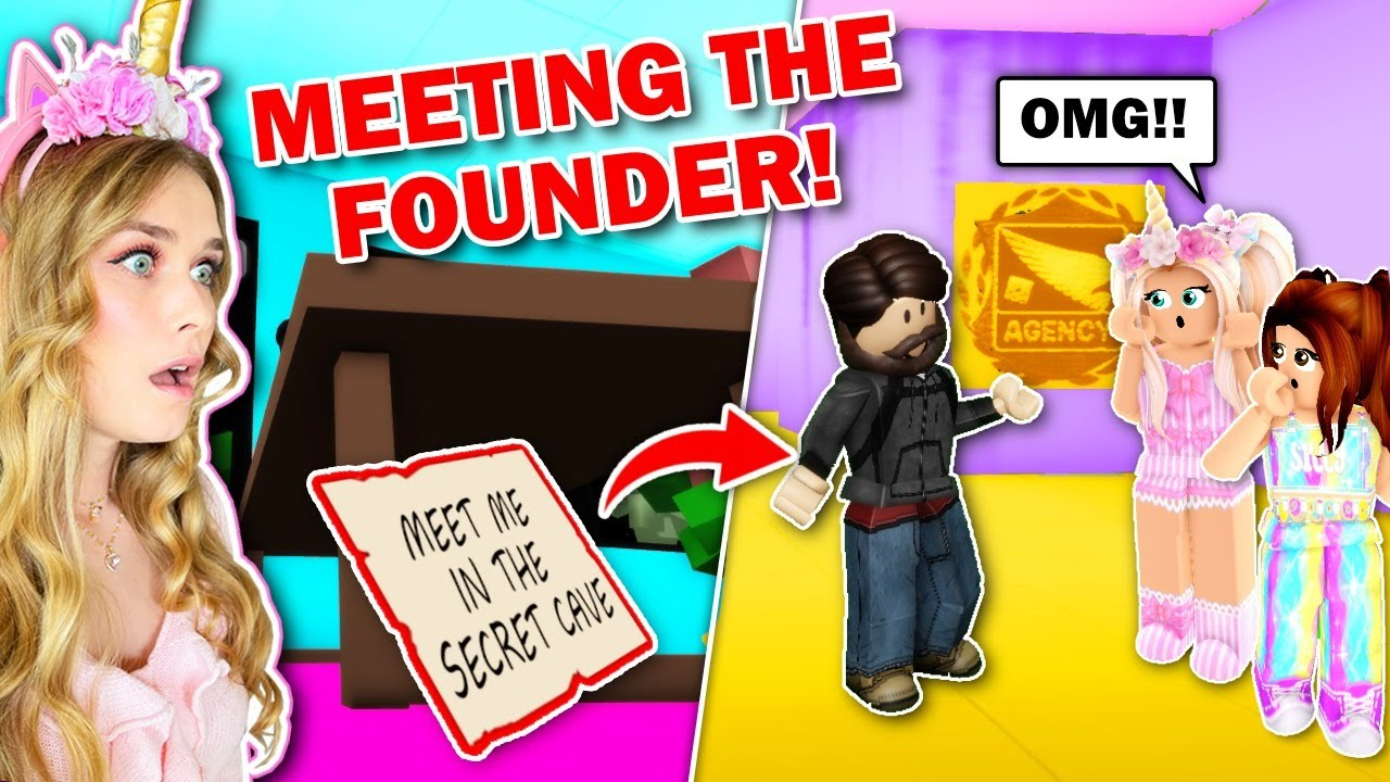 The FOUNDER Of Brookhaven INVITED US To A *SECRET* MEETING! (Roblox)