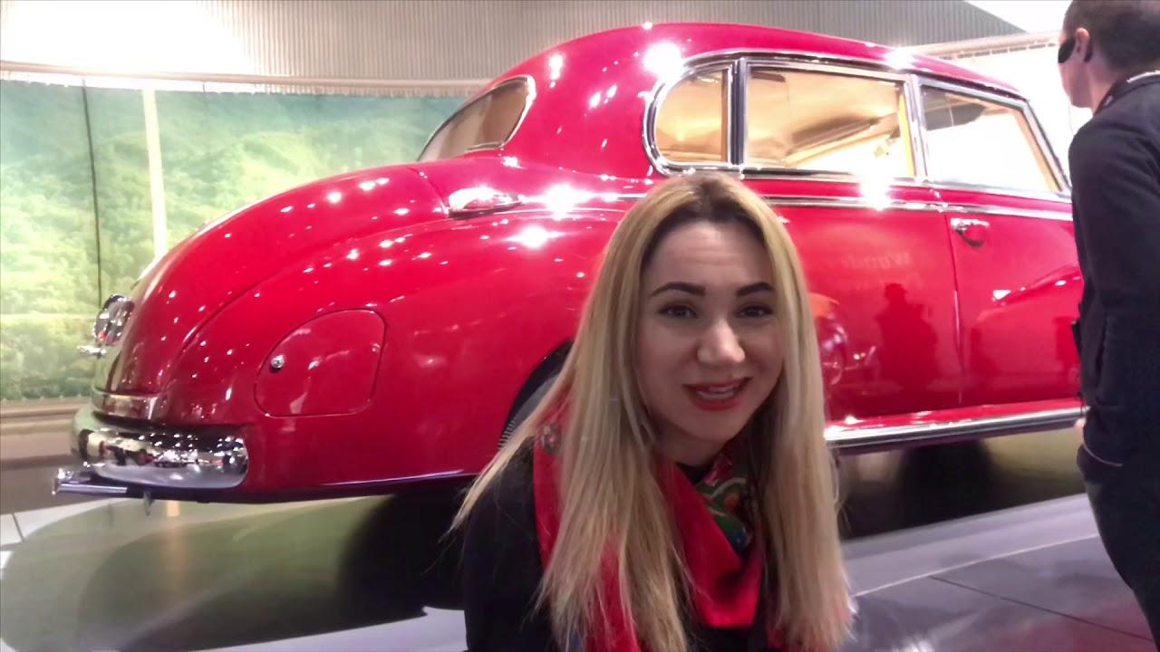 Muzeul Mercedes Benz. Calatorim impreuna.