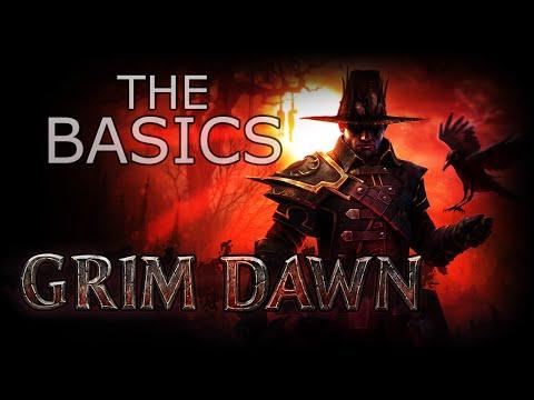 Grim Dawn Basics 32 - Materials Hunting Advice |